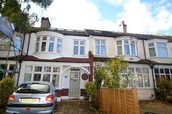 Thumbnail 3 bedroom shared accommodation to rent in Granville Road, Southfields
