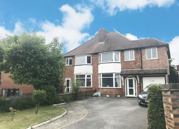 4 bed semi-detached house for sale in Church Road, Shirley, Solihull B90