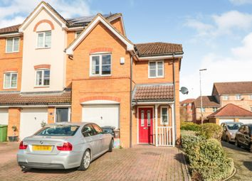 Thumbnail 3 bedroom end terrace house for sale in Ontario Close, Broxbourne