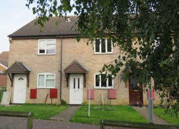 Thumbnail 2 bed terraced house for sale in Coleridge Road, Diss