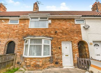 Thumbnail 3 bed terraced house for sale in Hazel Road, Liverpool