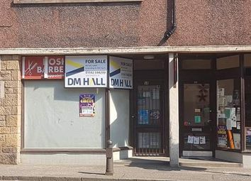 Thumbnail Retail premises for sale in High Street, Inverkeithing
