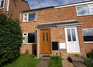 Thumbnail 2 bed terraced house to rent in Coventry Close, Corfe Mullen, Wimborne