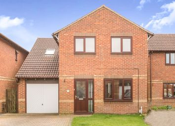Thumbnail 4 bed detached house for sale in Willow Drive, Southwold, Bicester