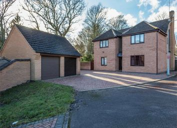 Thumbnail 5 bed detached house for sale in Treeneuk Close, Chesterfield, Derbyshire