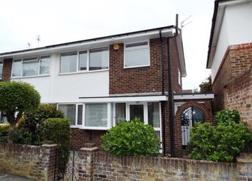 Thumbnail 3 bedroom semi-detached house for sale in Southsea, Hampshire, United Kingdom