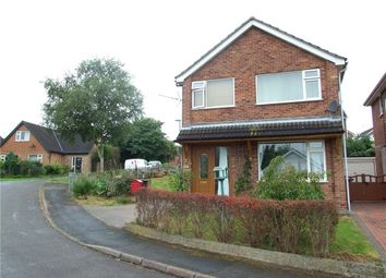 Thumbnail 3 bedroom detached house for sale in Anne Potter Close, Ockbrook, Derby