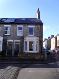 Thumbnail 3 bed end terrace house to rent in Belgrave Road, Cambridge