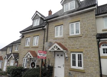 Thumbnail 4 bed property to rent in Hillside Drive, Frome, Somerset