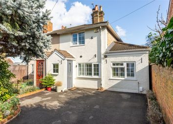 3 bed semi-detached house for sale in New Road, Weybridge, Surrey KT13