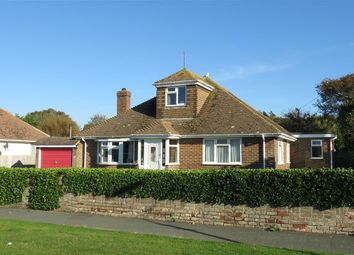 Thumbnail 5 bed detached bungalow for sale in Fairlight Avenue, Telscombe Cliffs, Peacehaven