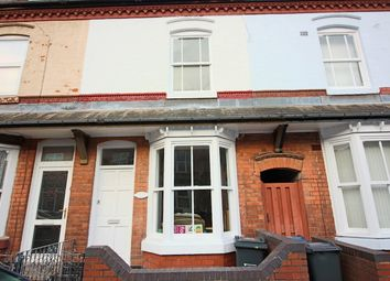 Thumbnail 3 bed terraced house to rent in Dolphin Road, Birmingham