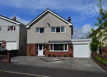 Thumbnail 4 bed detached house for sale in Southerndown Avenue, Mayals, Swansea