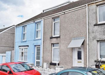 Thumbnail 2 bedroom terraced house for sale in Carmarthen Road, Swansea