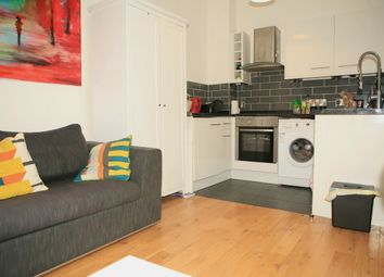 Thumbnail 1 bed flat to rent in Barrons Court Road, London