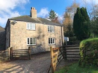Thumbnail 4 bedroom cottage to rent in Cornwood, Ivybridge