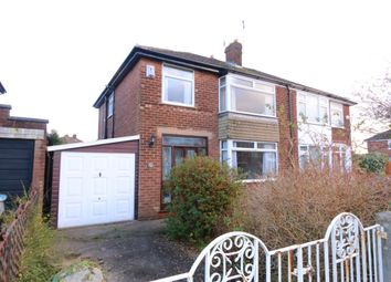 Thumbnail 3 bed semi-detached house for sale in Rivermead Road, Denton, Manchester