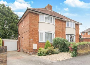 Thumbnail 2 bed semi-detached house for sale in Crossway, Taunton