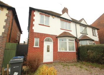 Thumbnail 4 bed semi-detached house to rent in Jiggins Lane, Bartley Green, Birmingham