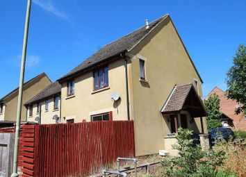 Thumbnail 1 bed end terrace house for sale in Farmington Drive, Deer Park, Witney