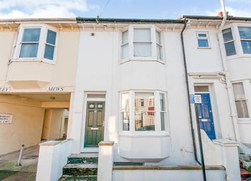 Thumbnail 4 bedroom terraced house for sale in Shirley Street, Hove