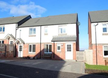 Thumbnail 3 bedroom end terrace house for sale in Rodel Drive, Polmont, Falkirk