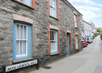 Thumbnail 4 bed semi-detached house for sale in Roscarrock Hill, Port Isaac