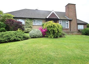 Thumbnail 4 bed bungalow for sale in Chiltern Avenue, Bushey