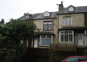 Thumbnail 4 bed terraced house to rent in Queens Road, Bradford