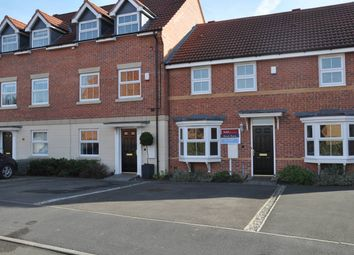 Thumbnail 3 bedroom town house to rent in Avalon Drive, Chellaston, Derby