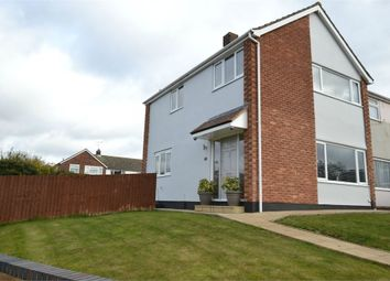 Thumbnail 3 bed semi-detached house for sale in Churnwood Road, Colchester, Essex