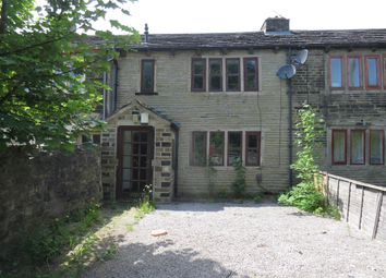 Thumbnail 1 bed cottage for sale in Wasp Nest Road, Huddersfield