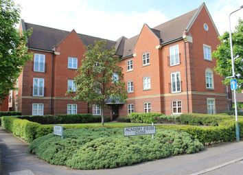 Thumbnail 1 bed flat to rent in Academy Court, Romford