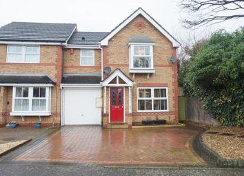 Thumbnail 3 bed end terrace house for sale in Chater Drive, Walmley, Sutton Coldfield