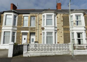 Thumbnail 4 bed terraced house for sale in Mackworth Road, Porthcawl, Mid Glamorgan