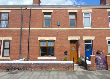 Thumbnail 3 bed terraced house for sale in Wansbeck Road, Jarrow
