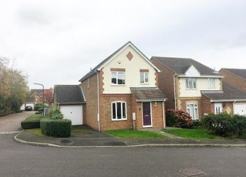 Thumbnail 3 bed detached house for sale in 8 Chequers Court, Strood, Rochester, Kent