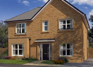 "Thumbnail 4 bed detached house for sale in ""The Tetbury"" at Glasgow Road, Denny"