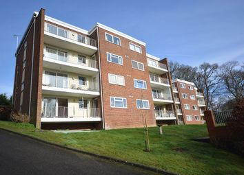 Thumbnail 2 bed flat for sale in Wallace Road, Broadstone