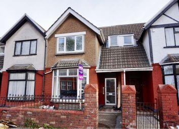 Thumbnail 3 bed terraced house for sale in Coronation Street, Bridgend