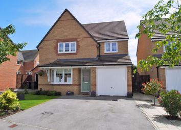 Thumbnail 4 bed detached house for sale in Moorhouse Drive, Thurcroft, Rotherham