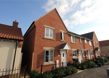 Thumbnail 3 bed semi-detached house to rent in Little Grebe Road, Bishops Cleeve, Cheltenham