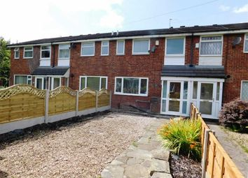Thumbnail 3 bed town house for sale in Lingard Close, Audenshaw, Manchester