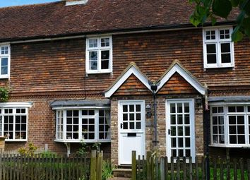 Thumbnail 2 bed terraced house for sale in Lower Haysden Lane, Tonbridge, Kent