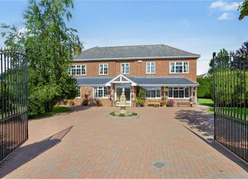 Thumbnail 5 bed detached house for sale in Huntingdon Road, Upwood, Huntingdon
