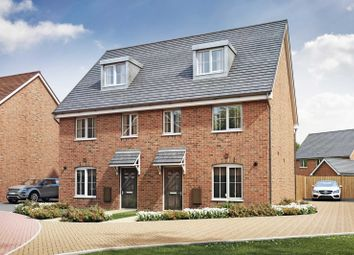 Thumbnail 3 bed semi-detached house for sale in Fontwell Avenue, Eastergate