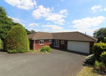 Thumbnail 4 bed detached bungalow for sale in Skylark Rise, Woolwell, Plymouth