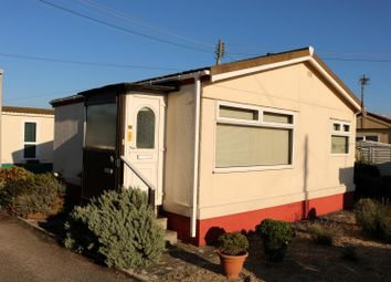 Thumbnail 2 bedroom mobile/park home for sale in Hutton Park, Hutton Moor Lane, West Wick, Weston-Super-Mare