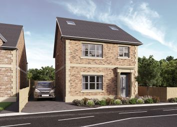 Thumbnail 4 bed detached house for sale in 10 The Plains, Scotby, Carlisle