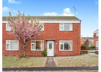 Thumbnail 2 bedroom end terrace house for sale in Lancastrian Way, Worksop